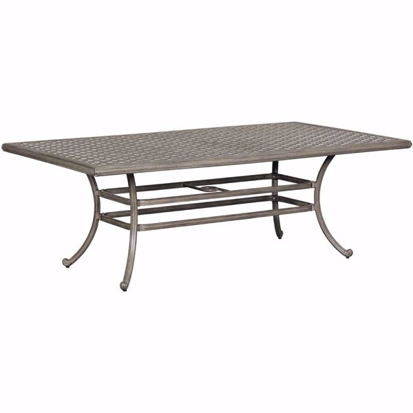 Picture of Macon 46x86 Rectangular Patio Table