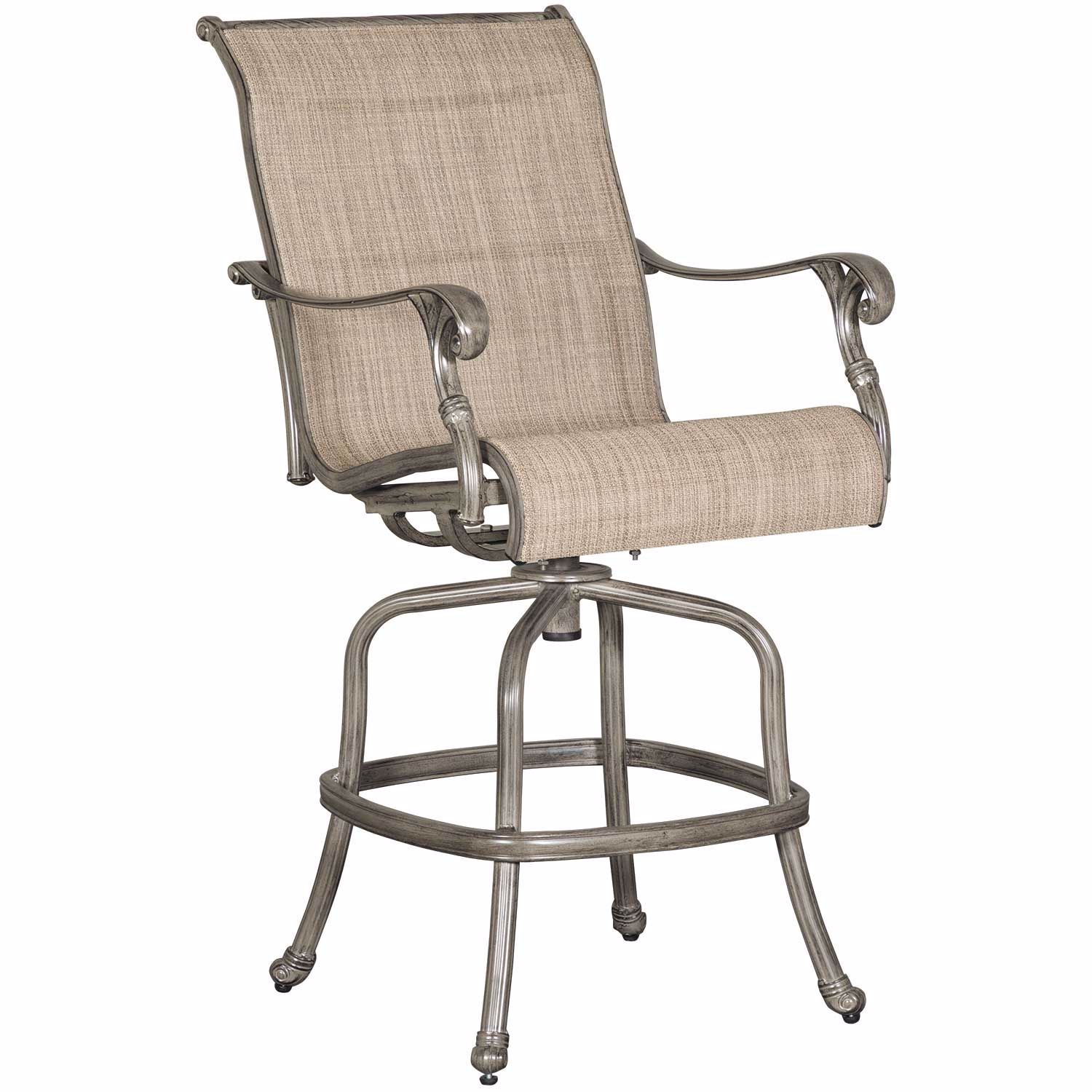 Picture of Macon Patio Sling Barstool