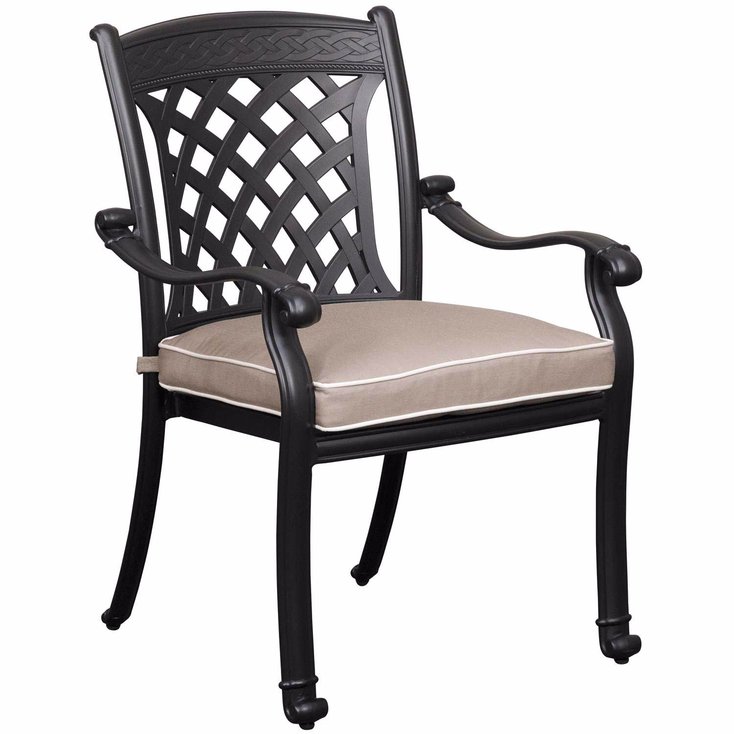 Picture of Santa Teresa Arm Chair with Cushion