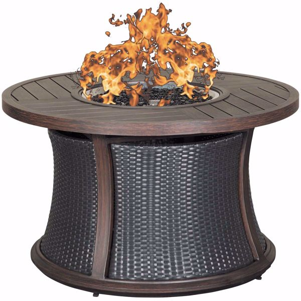 "Picture of Brevard 42"" Round Fire Pit"