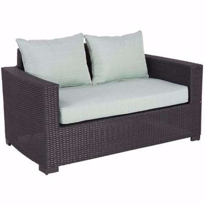 Picture of Brevard Loveseat with Cushion