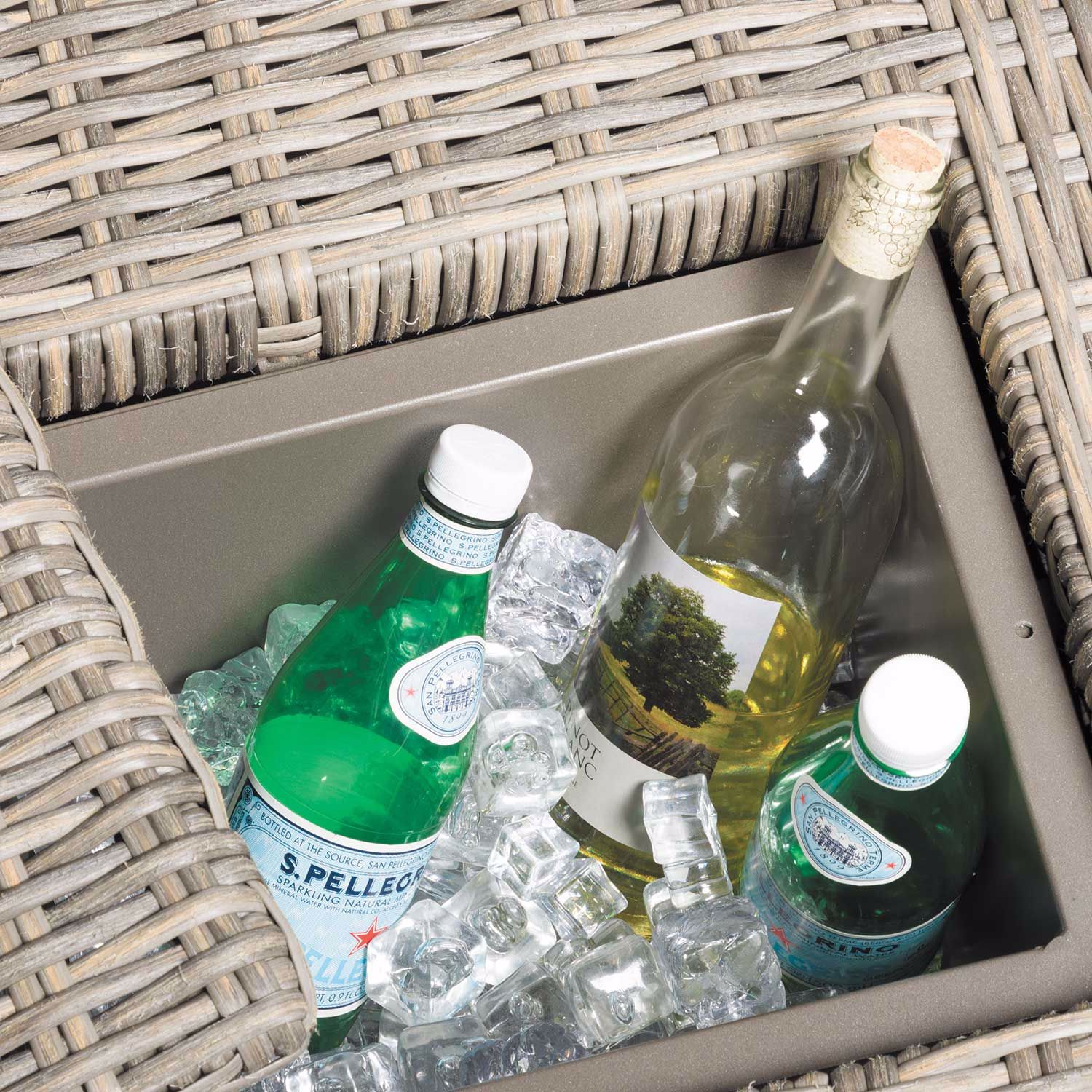 Picture of Brunswick Cocktail Table with cooler