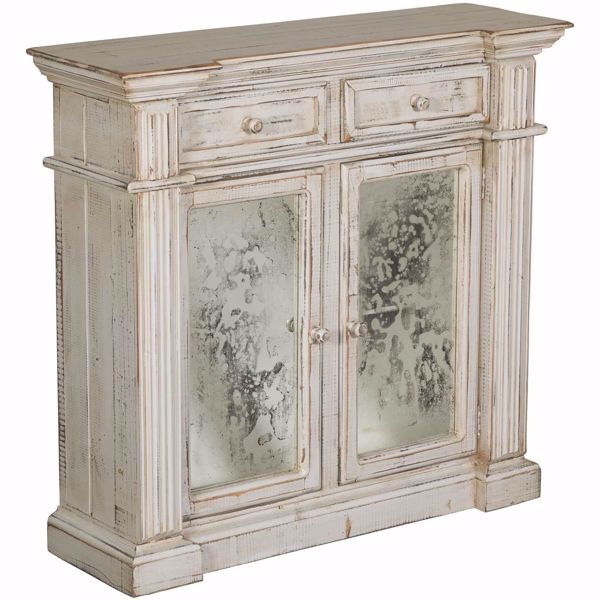 Picture of Michael Angelo Grey Sideboard