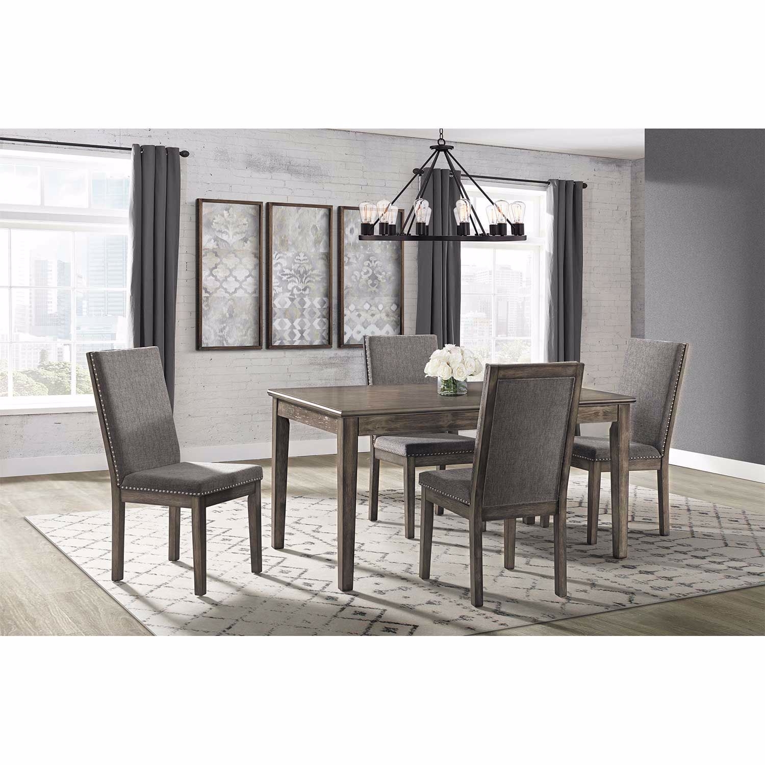 South Paw Rectangular Dining Table