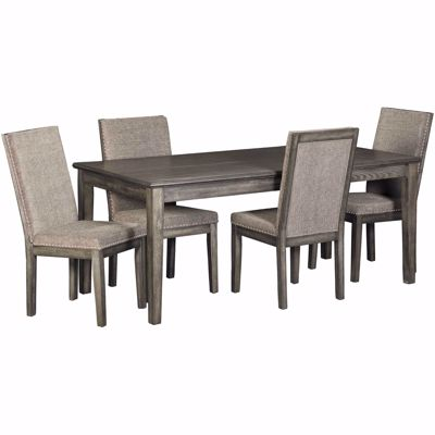 Picture of South Paw 5 Piece Dining Set