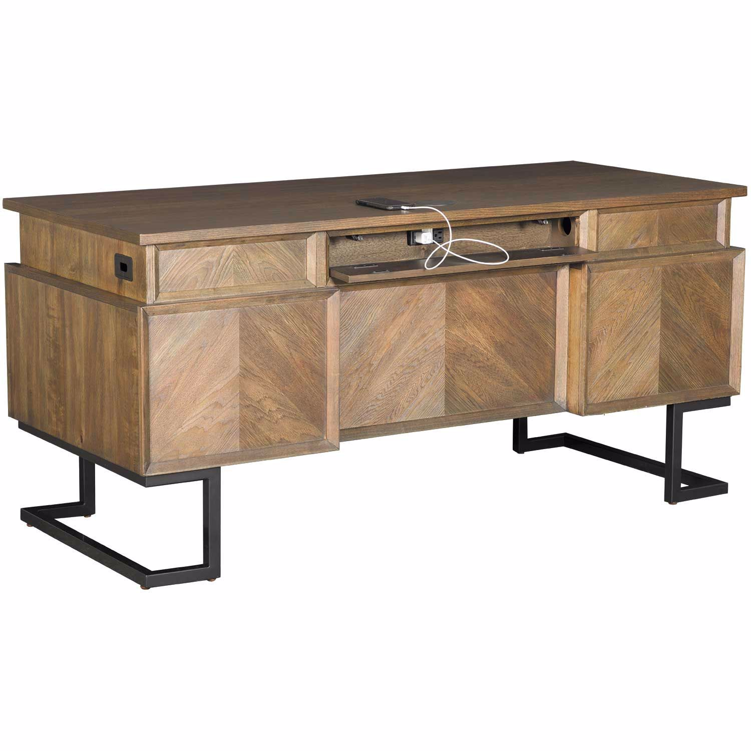 "Picture of Harper Point 66"" Executive Desk"