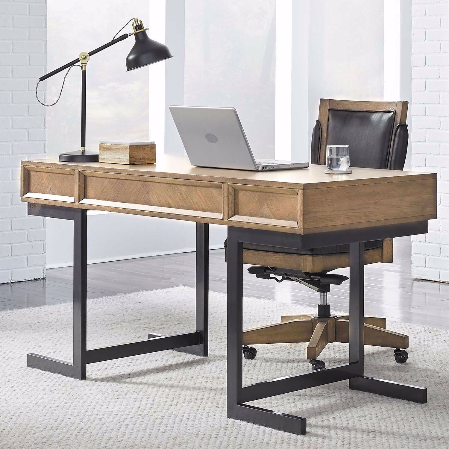 "Picture of Harper Point 60"" Writing Desk"