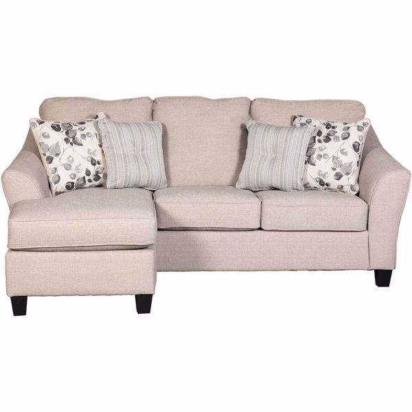 Abney Driftwood Reversible Sofa Chaise