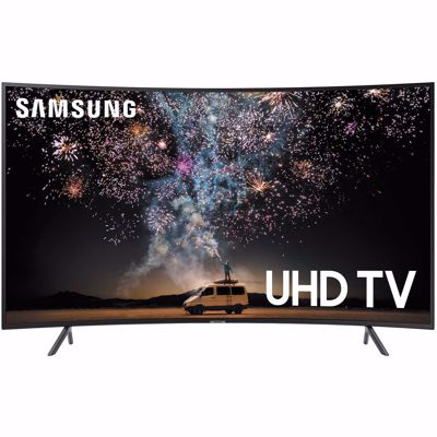 "Picture of 65"" Curved LED Smart 4k TV"
