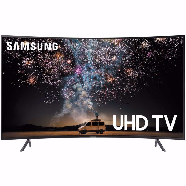 """Picture of 65"""" Curved LED Smart 4k TV"""