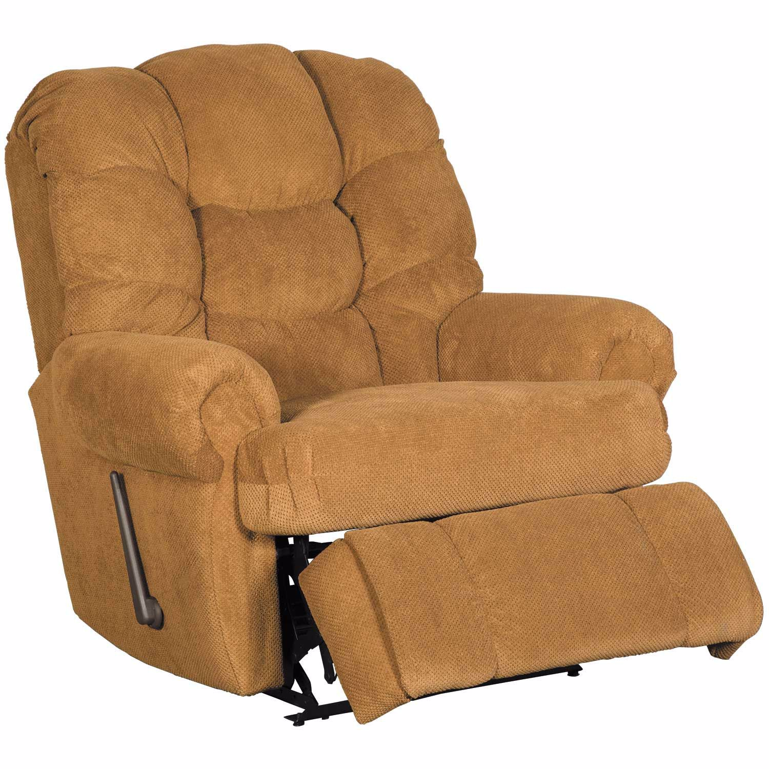 Picture of Stallion Wall Saver Brown Recliner