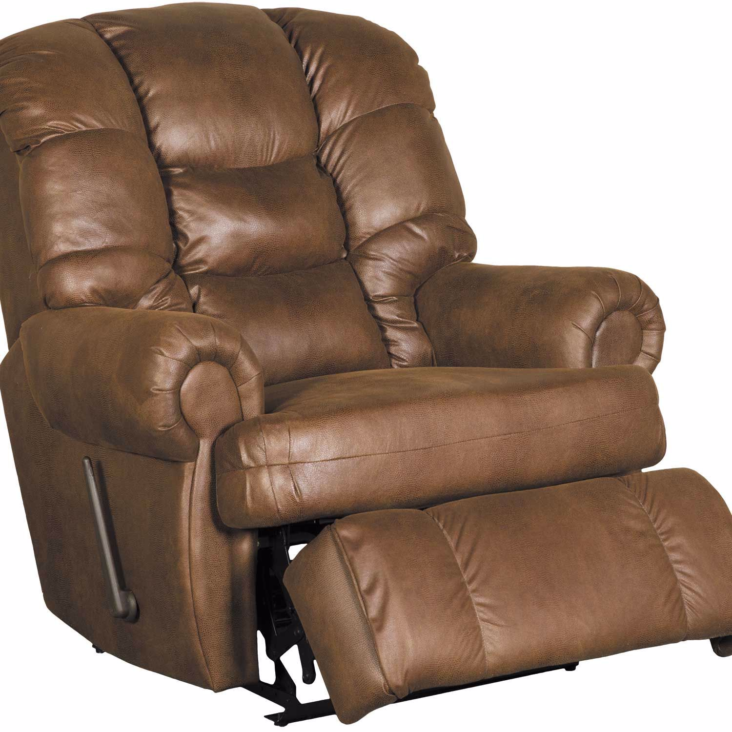Picture of Stallion Wall Saver Chocolate Recliner