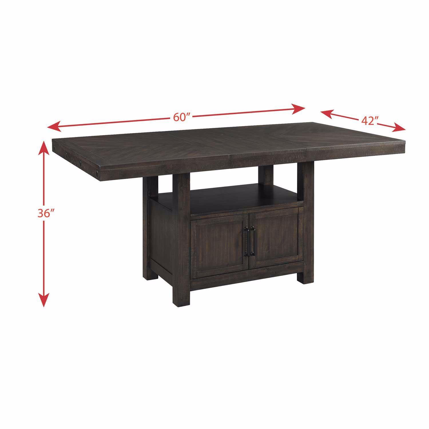 Picture of Colorado Counter Height Table