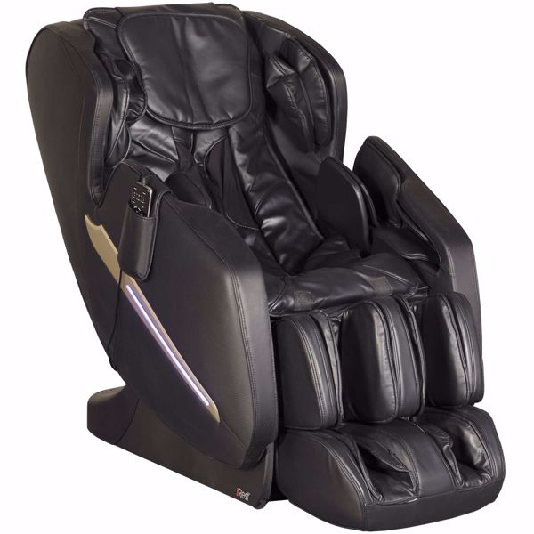 Picture of Black Heat and Massage Chair