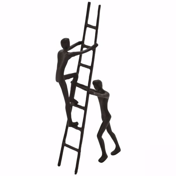 Picture of Ladder Climbing Statue