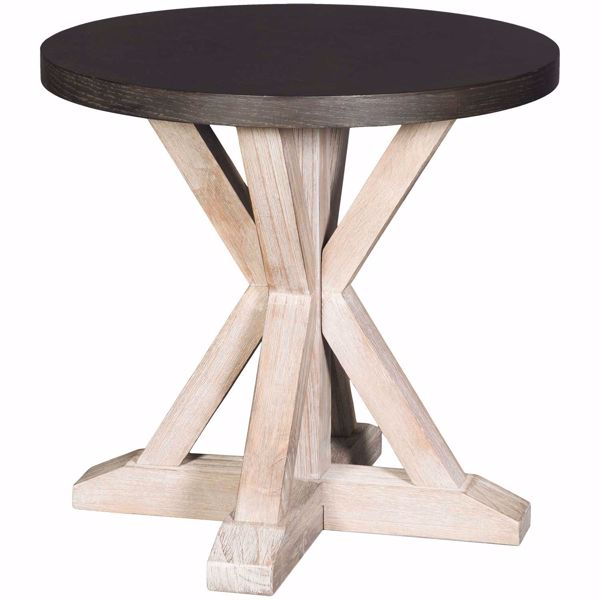 Picture of Jefferson Round End Table