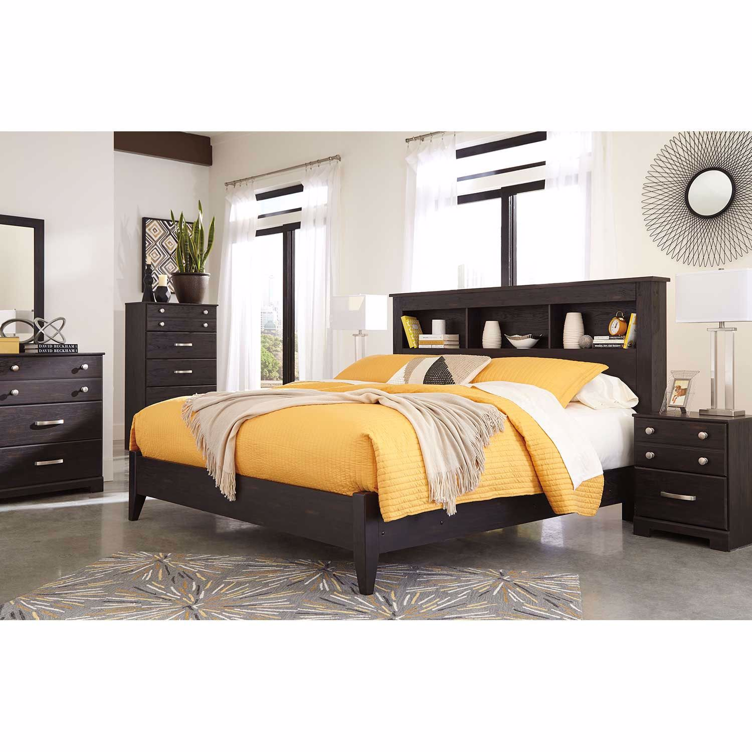 Picture of Reylow 2 Drawer Nightstand