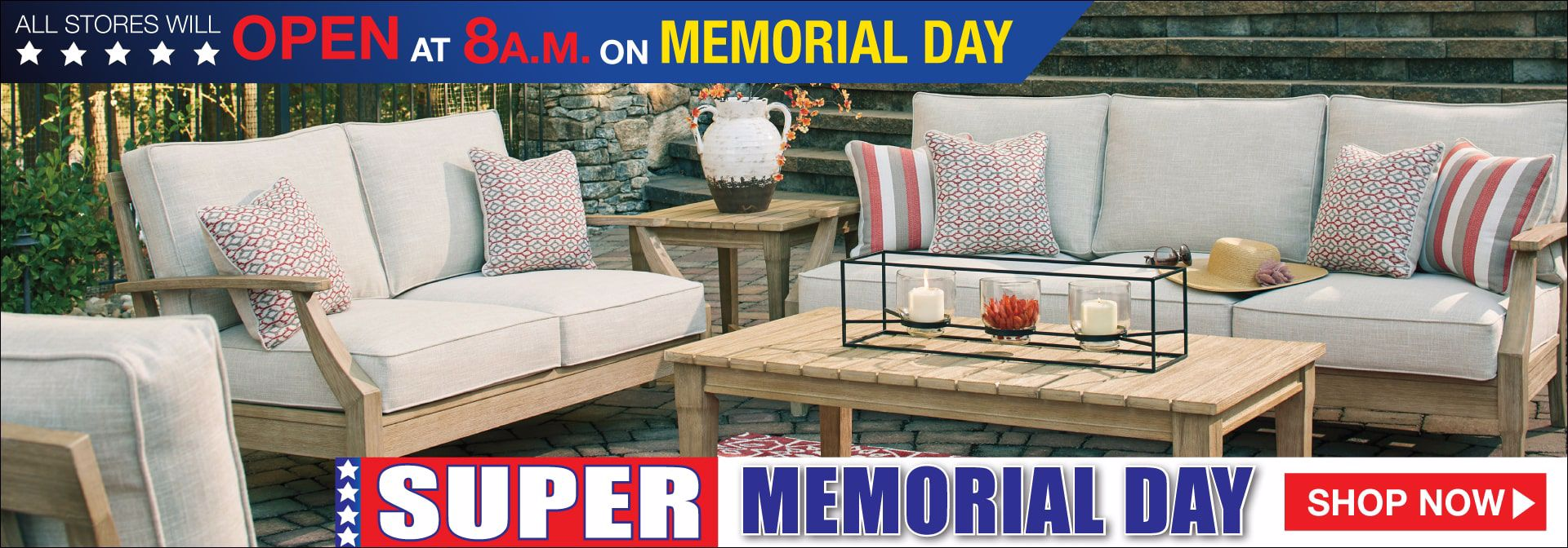 AFW Memorial Day Event
