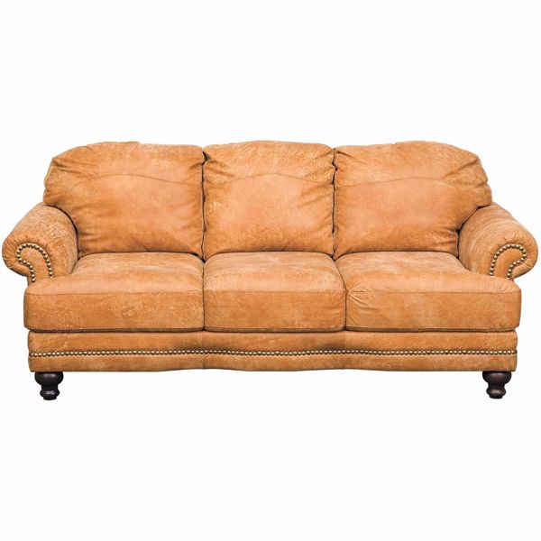 Picture of Austin Italian All Leather Sofa