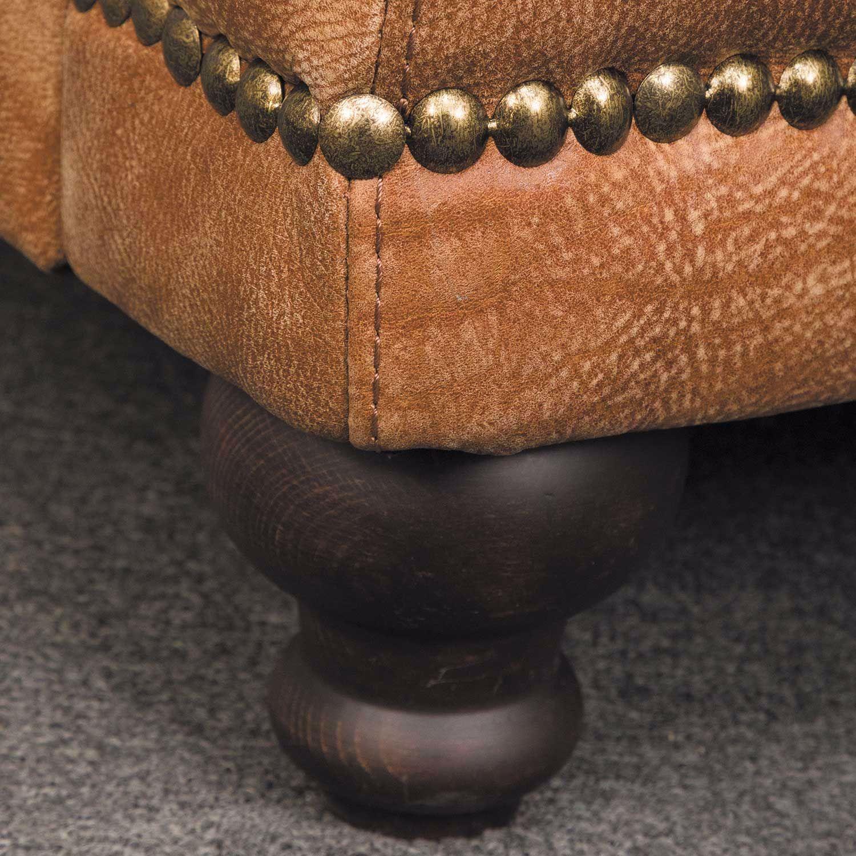 Fabulous Wade Italian All Leather Sofa Customarchery Wood Chair Design Ideas Customarcherynet
