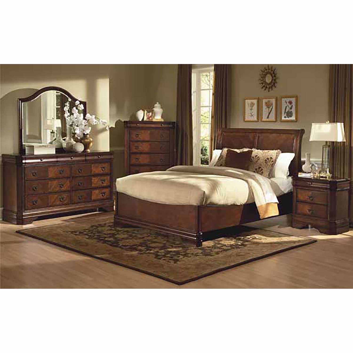 Picture of New Sheridan King Bed