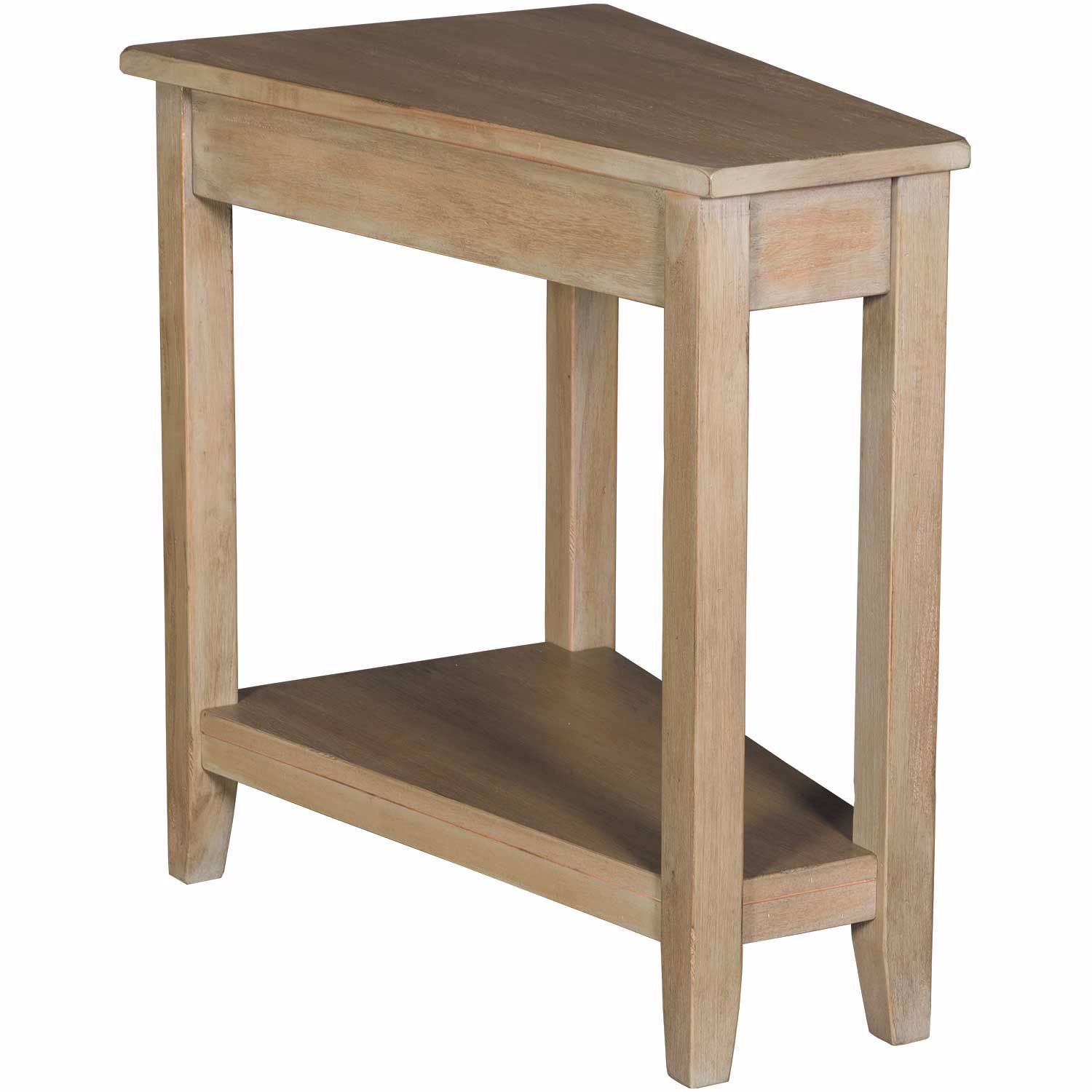 Picture of Gray Chairside Table