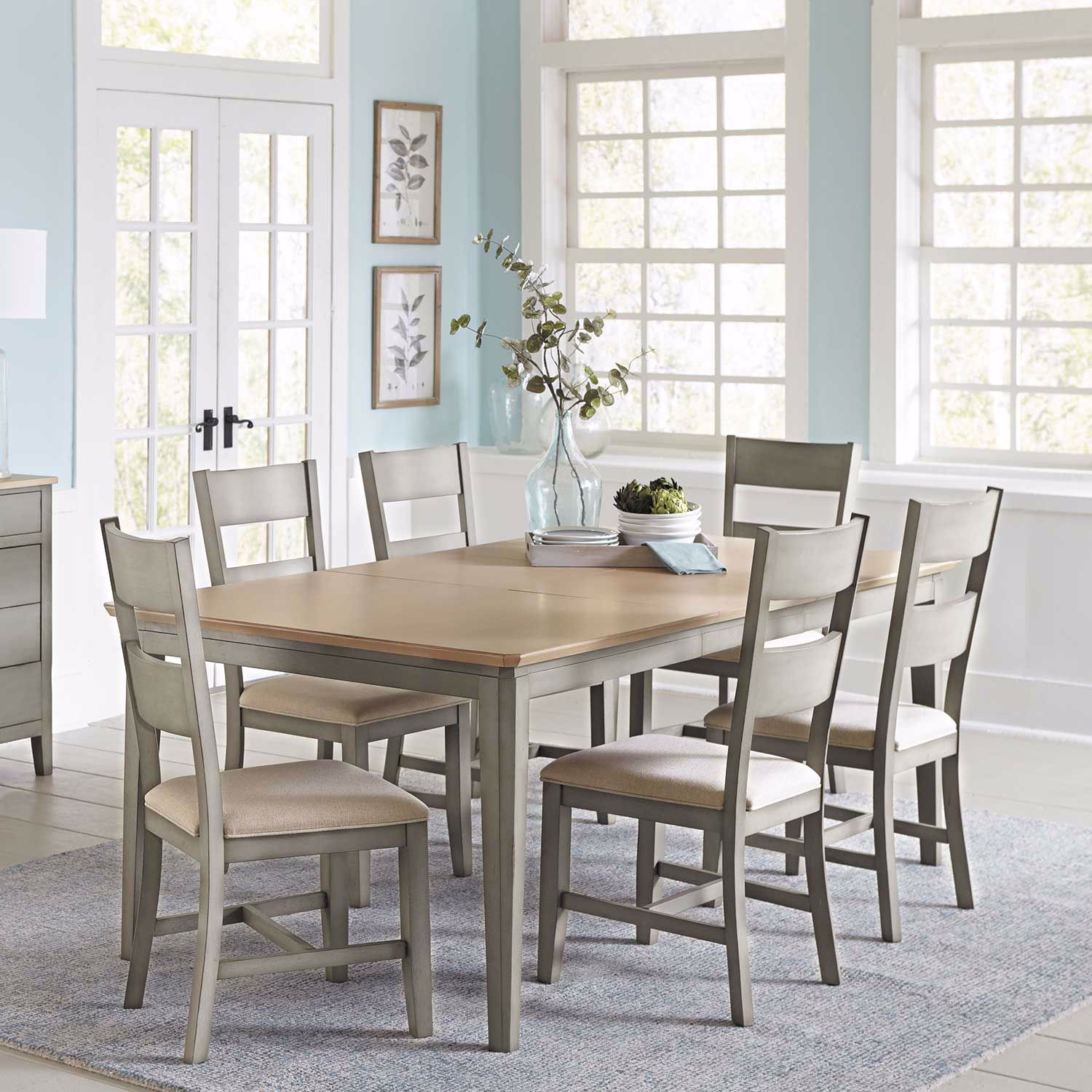 Picture of Toronto 5 Piece Dining Set