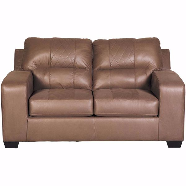 Picture of Narzole Coffee Loveseat