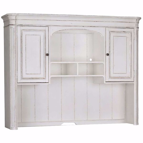 Picture of Magnolia Junior Credenza Hutch