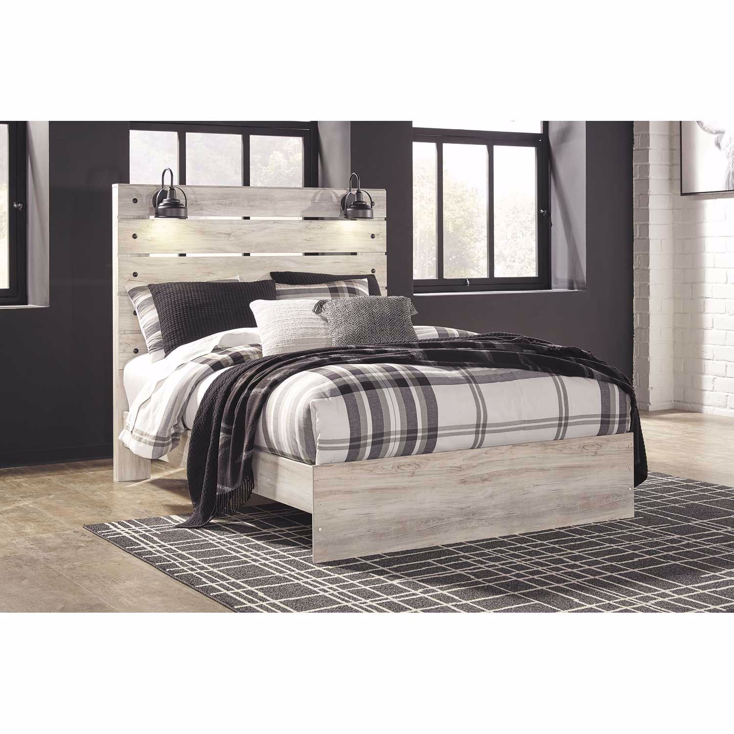 Cambeck Queen Panel Bed B192 54 57 96 Ashley Furniture Afw Com