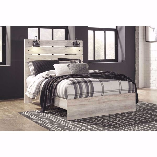 Picture of Cambeck Queen Panel Bed