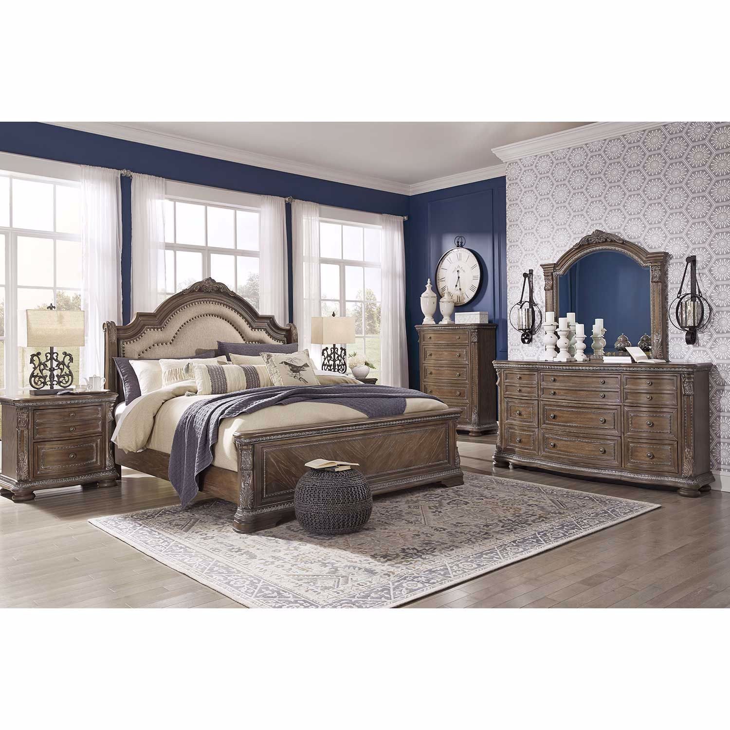 Charmond 5 Piece Bedroom Set