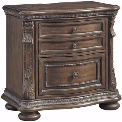Picture of Charmond 2 Drawer Nightstand