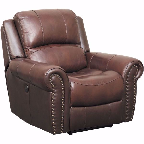 Picture of Church Hill Leather Power Recliner