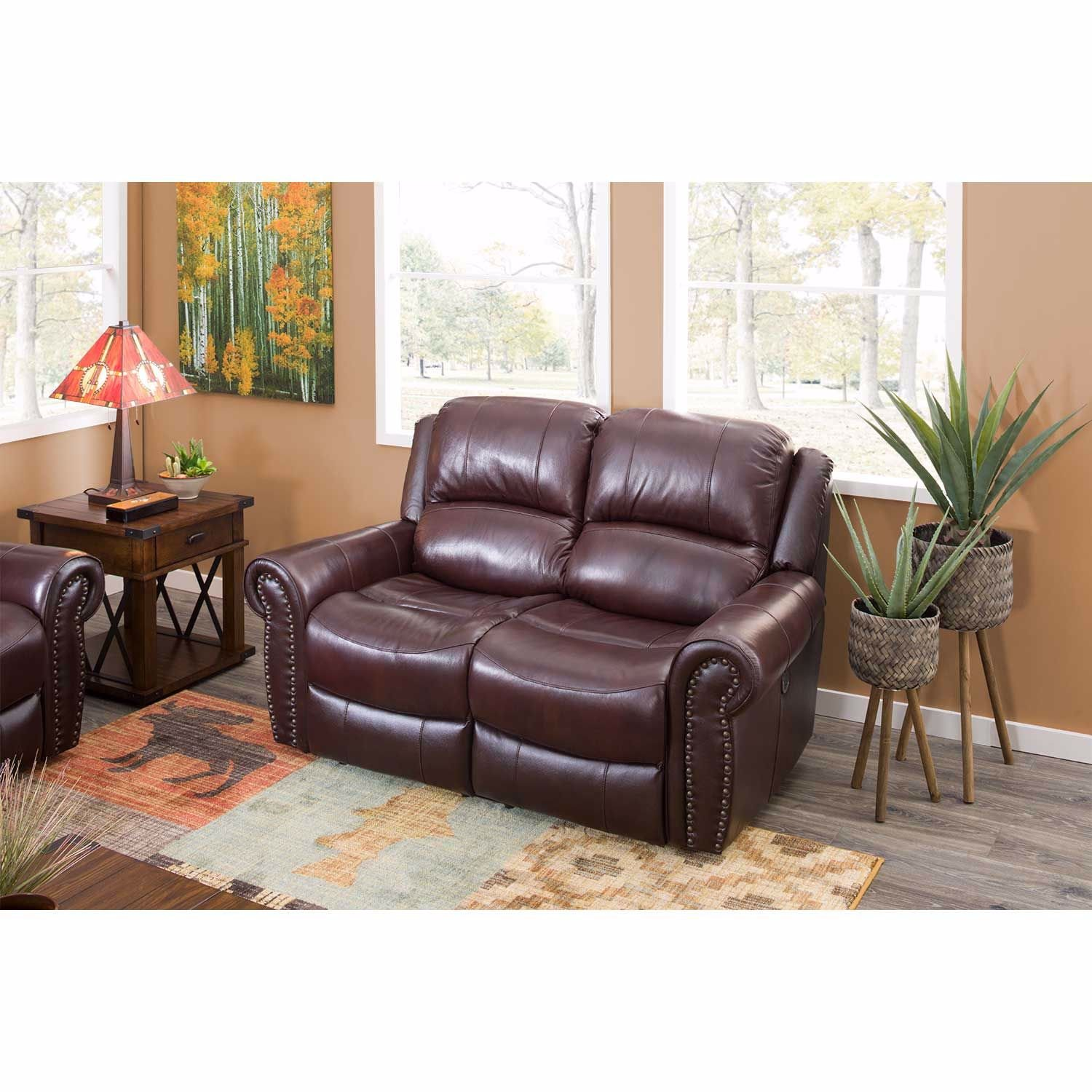 Picture of Church Hill Leather Power Reclining Sofa