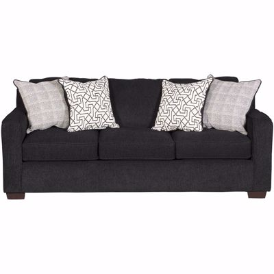 Picture of Guild Ebony Sofa