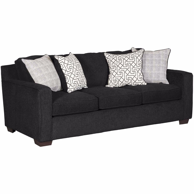 Picture of Guild Ebony Sofa