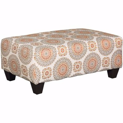 Picture of Bennington Cocktail Ottoman