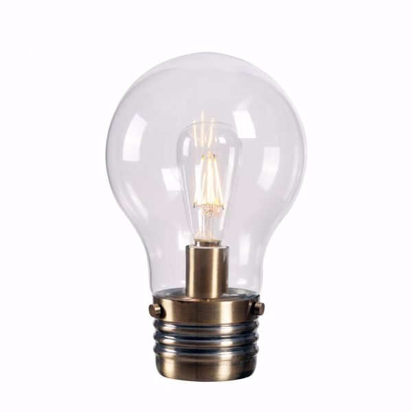 Picture of Mini Edison Table Lamp