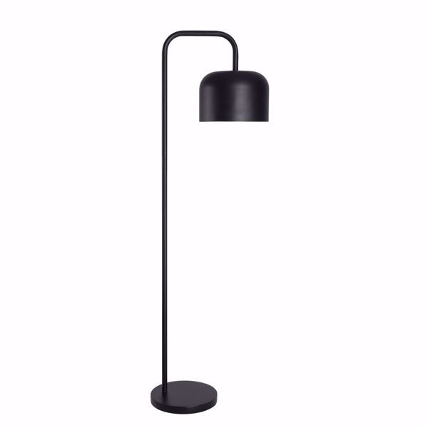 Picture of Black Porter Arc Lamp