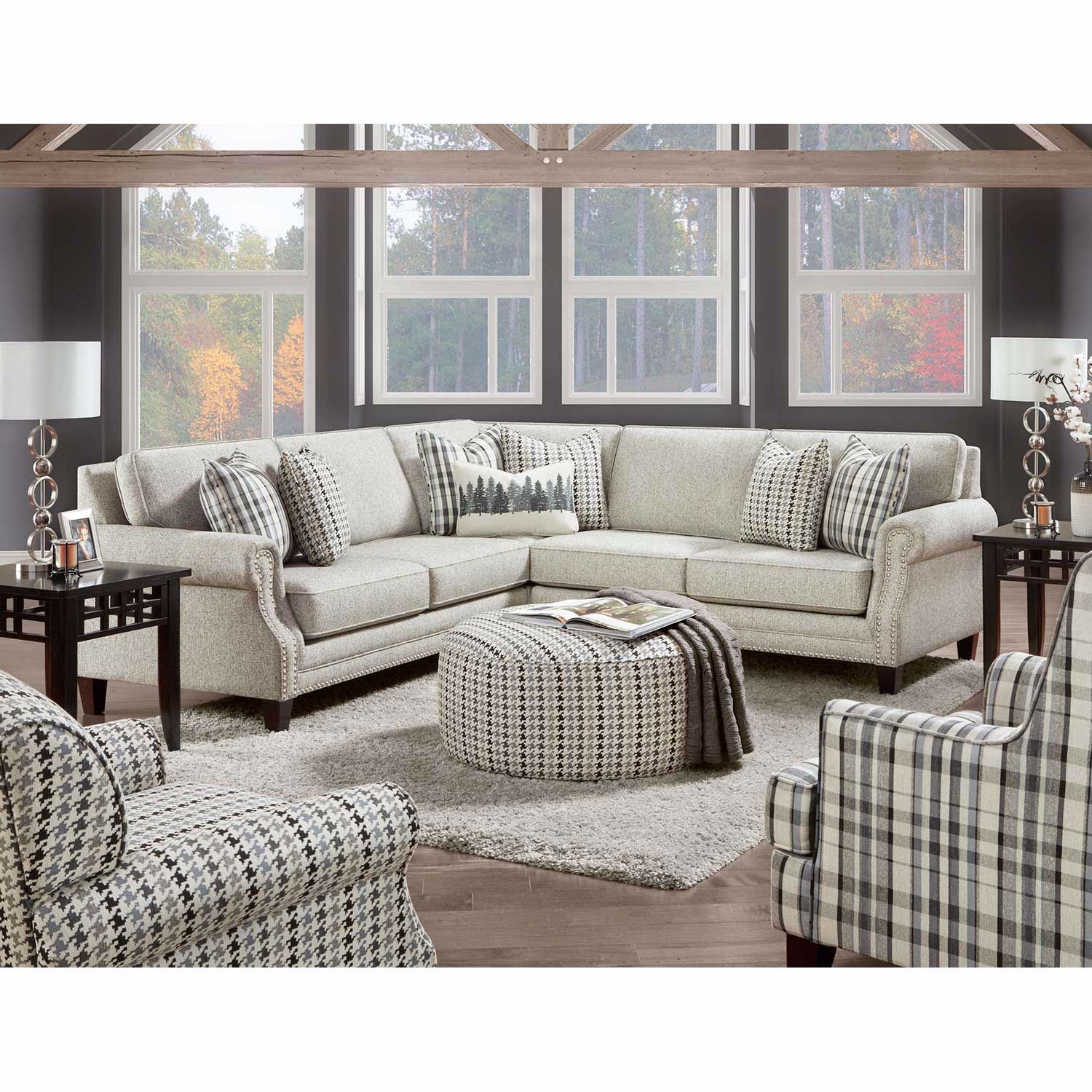 Picture of Grays Peak 3PC Sectional