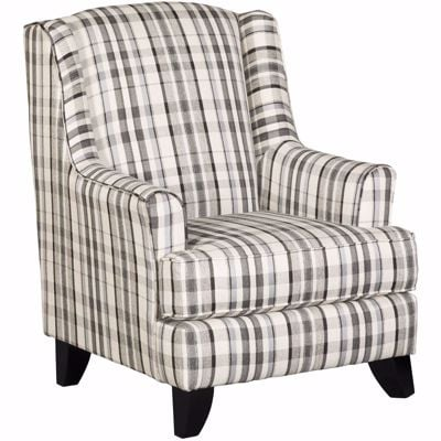 Picture of Grays Peak Plaid Accent Chair