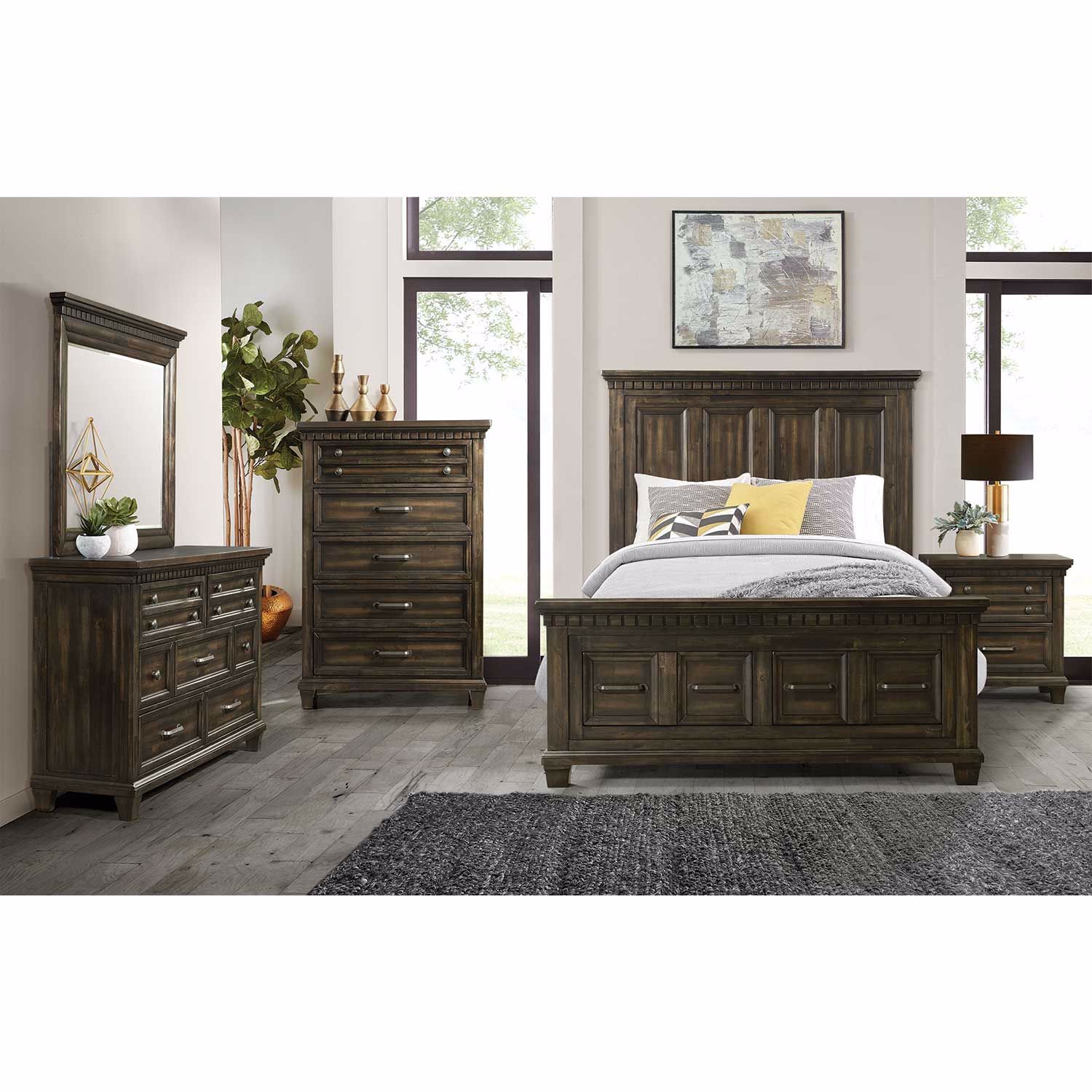 Picture of McCabe Drawer Dresser