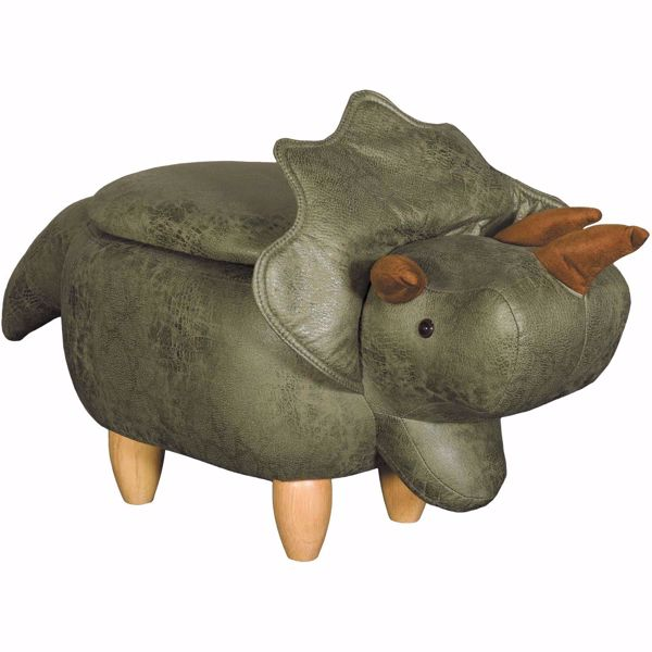 Picture of Dinosaur Storage Ottoman