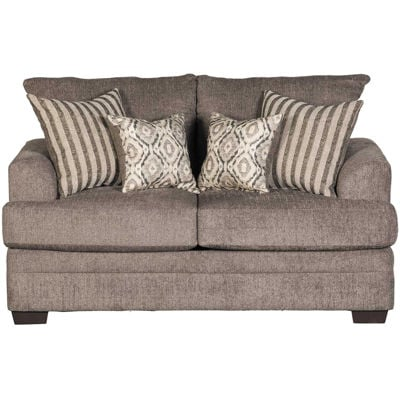 Picture of Cornell Pewter Loveseat
