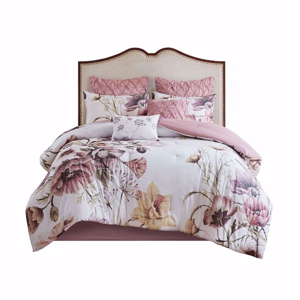 Cassandra 8 Piece King Comforter Set
