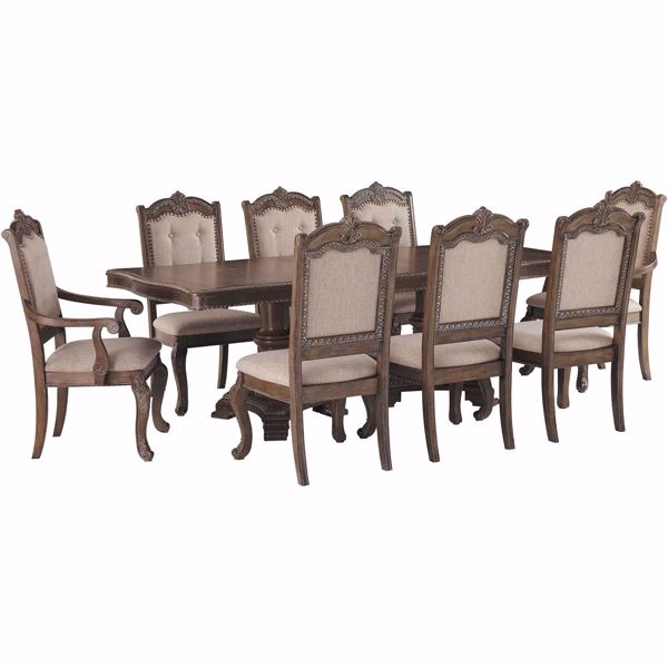 Picture of Charmond 9 Piece Dining Set