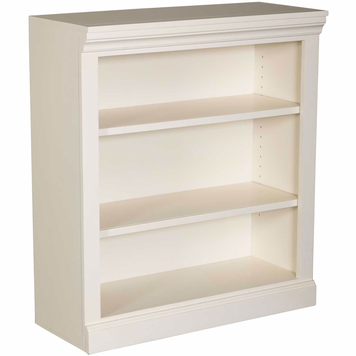 Picture of White Bookcase, 32 x 36