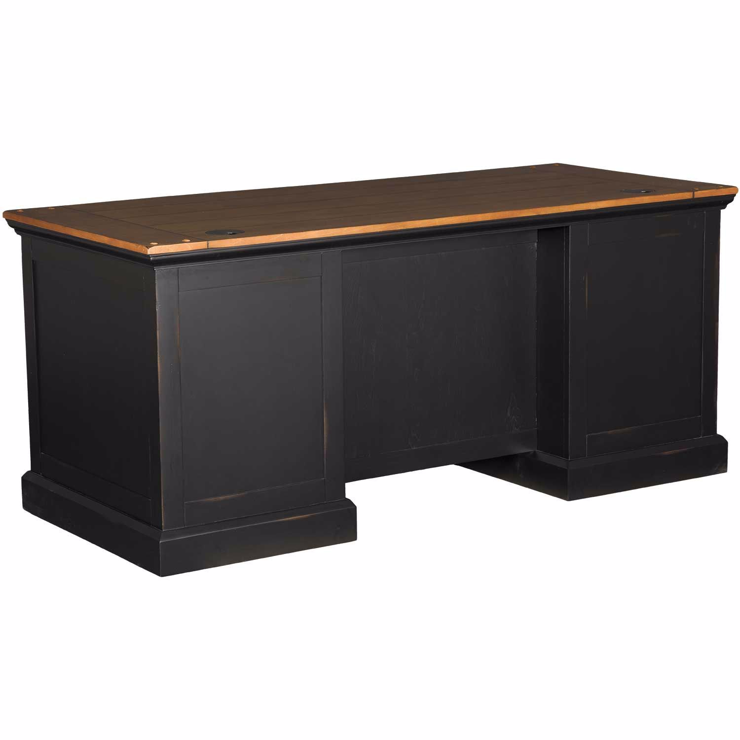 Picture of Toulouse Double Pedestal Desk