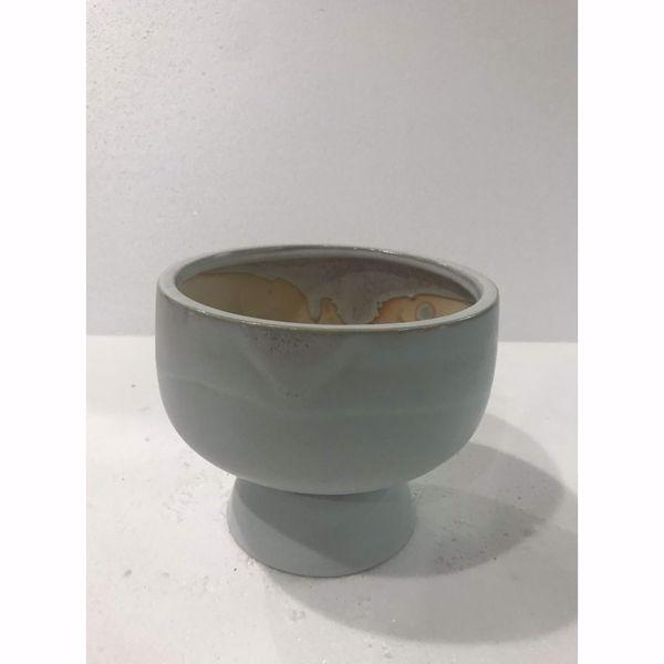 Picture of Grey Vase Pedastal Bottom